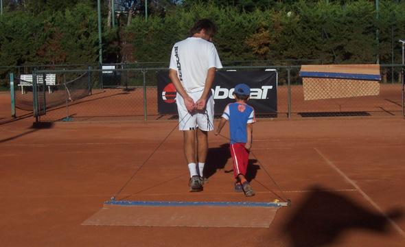 Tennis e bambini